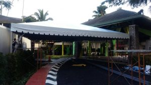 Custom Made Canopy