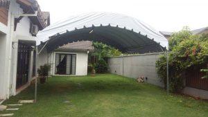 Half-Moon Canopy