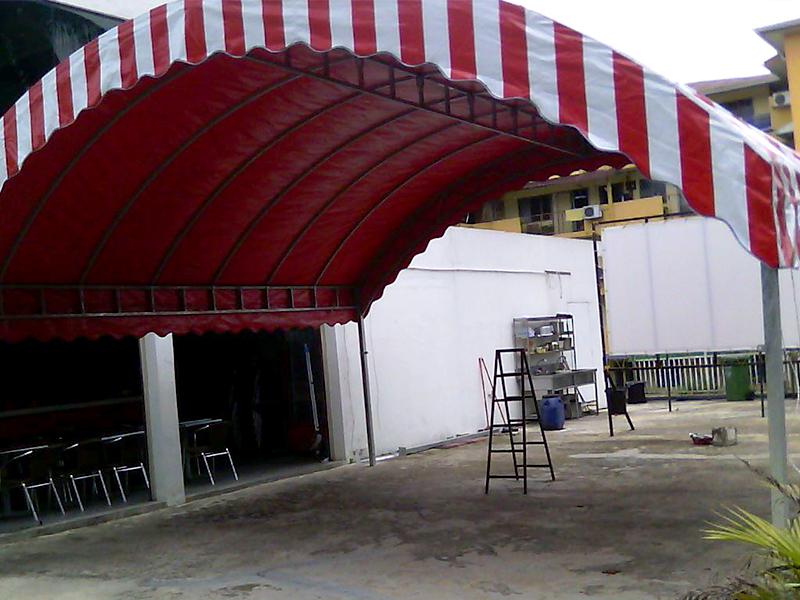 halfmooncanopy-2 & Half Moon Canopy Supplier In Malaysia - RSK Iron u0026 Canvas