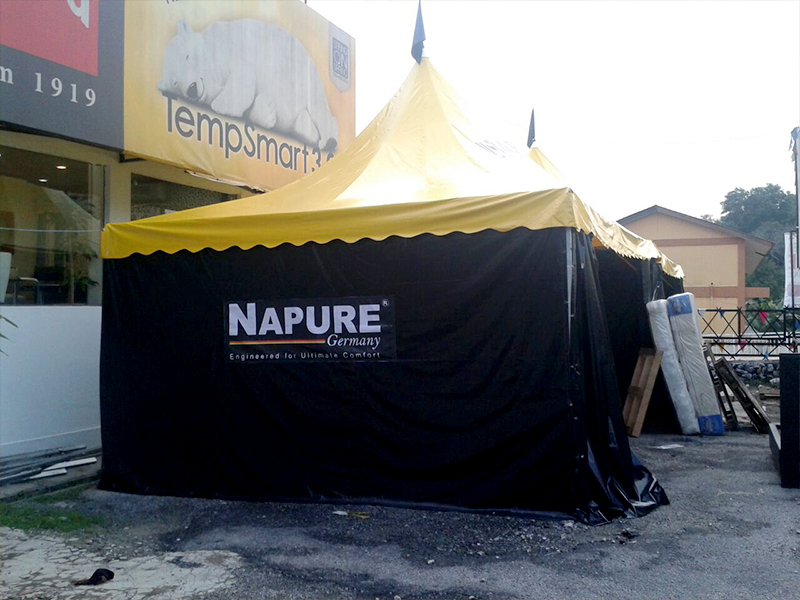Side Wall (Tarpaulin)