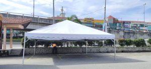 Pyramid Canopy