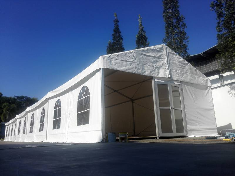 Marquee Tent - 6 Meter