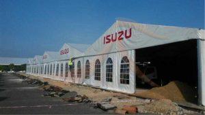 15 Meter Marquee Tent  - 21 Blog