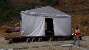A-Shape Canopy Tent