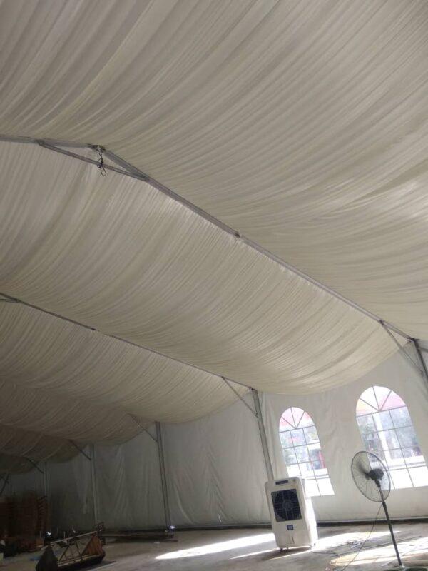 Marquee Tent Underlayer