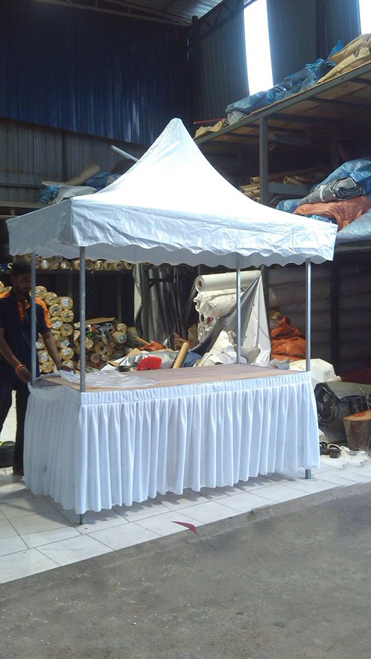 Stall Canopy