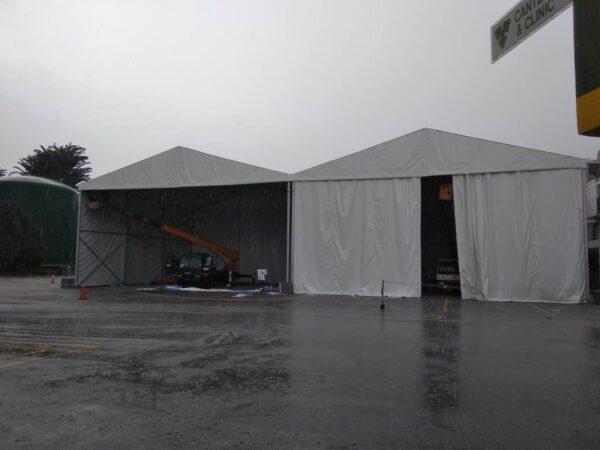 Marquee Tent 15m (W)  x 15m (L) x 7m (H) x 2 set