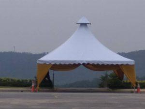 Double cone Arabian Canopy
