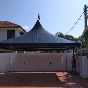 Black Arabian Canopy