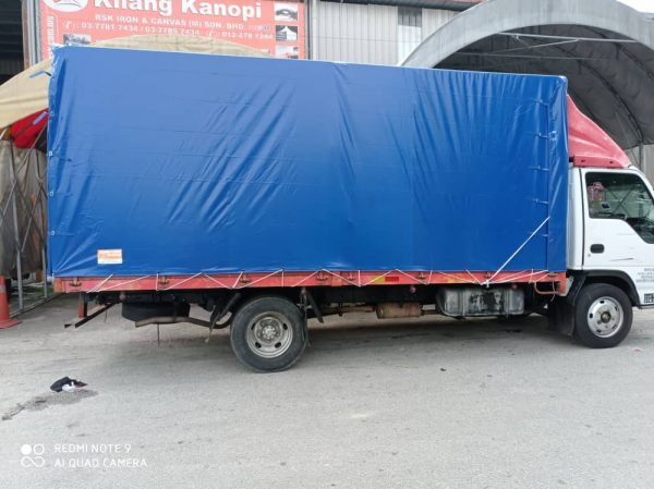 Lorry Canvas 3 Ton