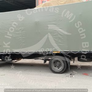Lorry Canvas 3 Ton_Green