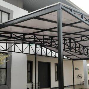 A-shape Canopy Canvas