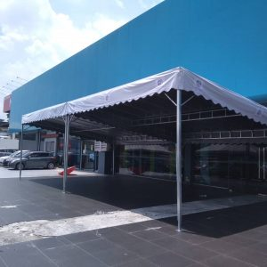 Oneside Canopy with Logo