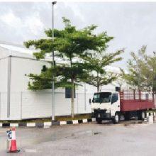 10m & 13m Marquee Tent in Kulim Kedah-4