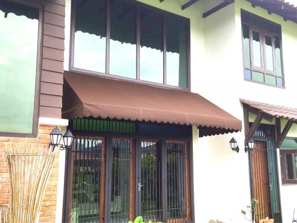Fabric Awning in Puchong