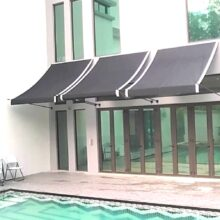 Spearhead Fabric Awning-1