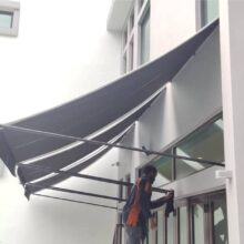 Spearhead Fabric Awning-2