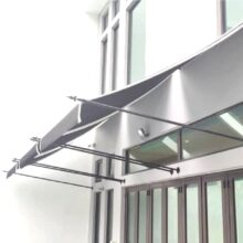 Spearhead Fabric Awning-3