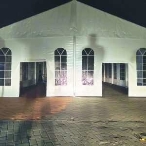 10m Marquee Tent in Rawang