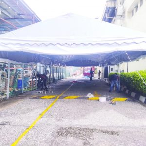 A-shape Canopy in shah alam