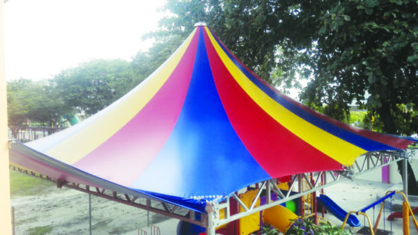 Tensile Arabian Tent