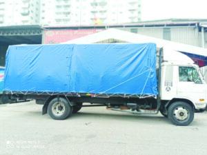 Lorry Canvas -22'